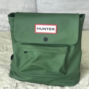 Hunter Target Green Backpack (Large)